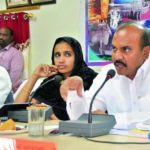 Guntur ZP chairperson alleges threat to her life