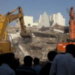 2 rescued and 11 killed in Hyderabad building collapse