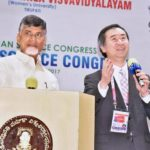 Chandra Babu announces Rs.100 cr. for the first Nobel laureate from AP