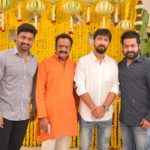 Jr NTR, Kalyan Ram and Bobby's new movie launched