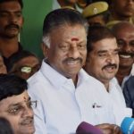 One Minister and 4 MPs come out in support of O Pannerselvam