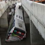 8 Dead and 30 Injured After Bus Plunges Into Canal In AP