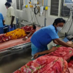 Nearly 14 people hospitalised after ammonia gas leak in Chittoor dairy firm