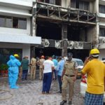 10 killed in fire accident at COVID-19 care facility in Vijayawada