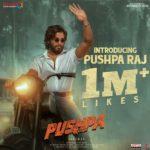 Allu Arjuns's Pushpa teaser is Unstoppable in youtube.