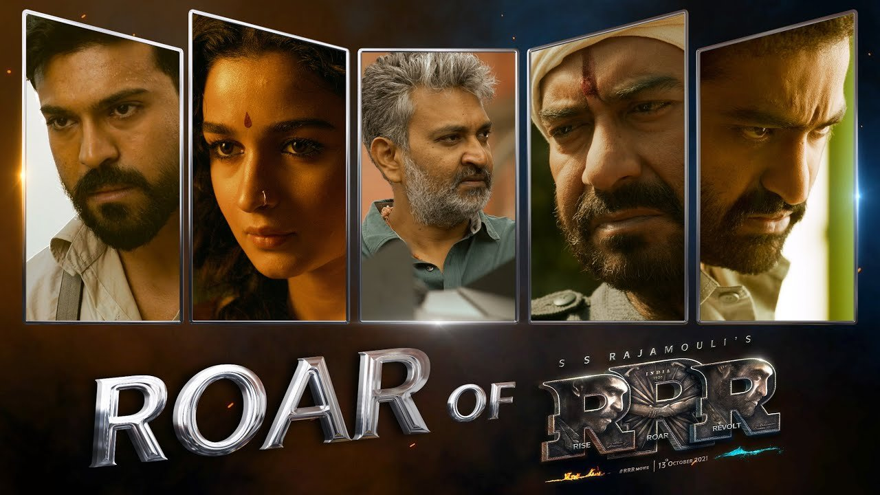 Roar of RRR - Takes the expectations to sky high